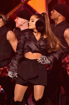Ariana IHeartRadio Jingle ball 2016 - - Pinned by @ mxxnliight on Pinterest.