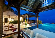 A dreamy break on exotic Koh Samui, including a sleek one or two-bedroomed private pool villa, plus daily breakfast