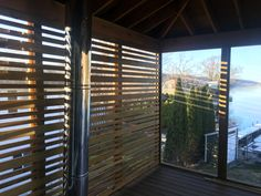 DIY Home Decorations Blog  Took off Friday to complete the screened-in deck and horizontal-plank lattice  http://ift.tt/2ow5Zyw - #InteriorDesign #interior #inspiration #interiordesignblog