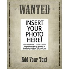 Project 3. Wanted Poster Template-Endangered Animals ...