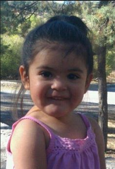 RIP 3 year old Alizandra Jasso: Abused and tortured by her mother's boyfriend before being murdered.