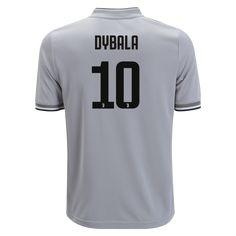 151fadc75 adidas Paulo Dybala Juventus Youth Away Champions League Jersey 18 19