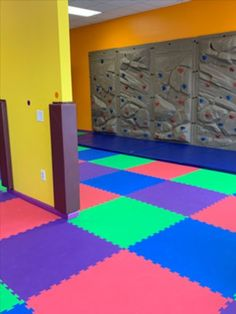 When you want to add eye-catching colors to your flooring, colored puzzle floor mats provide a wide range of choices. Mix and match colors to create a pattern or to have a random collection of colors in the flooring. If choosing puzzle style matting, you can pick from a few different thicknesses, surface textures, and planned use cases. We have put together a collection of our interlock colored puzzle floor mats that will fit whatever plans you have in place for the room. Foam Flooring, Basement Flooring, Color Puzzle, Use Case, Workout Rooms, Floor Mats, Choices, Surface, Kids Rugs