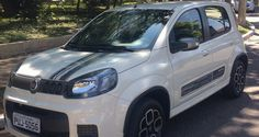 Novo Fiat Uno Sporting esbanja tecnologia | Site Carros e Marcas