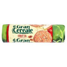 Gran Cereale Frutta gyümölcsös, rostos keksz 250 g - Tesco Bevásárlás