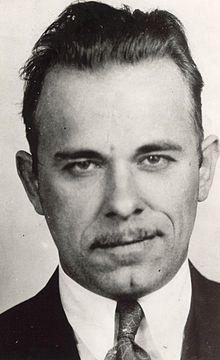 """""""Gentleman Johnny"""" John Dillinger: Public Enemy # 1 in the 1930's.  Did he really deserve to be hunted like that?"""