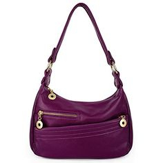 New Trending Shopper Bags: UTO Women Handbag PU Leather Medium Purse Hobo Style Shoulder Bag Purple. UTO Women Handbag PU Leather Medium Purse Hobo Style Shoulder Bag Purple   Special Offer: $29.99      288 Reviews *About UTO UTO focuses on high quality products, professionalism, and importantly satisfaction. With UTO handbags, no one will need to painstaking search for the agents of...