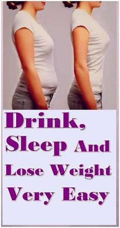 Drink, Sleep And Lose Weight Very Easy - The Cracked Mug Life Health Tips For Women, Health Advice, Health And Beauty, Health And Wellness, Health Fitness, Health Care, Beauty Skin, Health Diet, Wellness Fitness