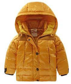 "Vska Kids Baby Boy Fashion Zipper Splicing Kint Hoodies Down Jacket 3y yellow. High quality material, feel much comfortable. US 3y:Length:17.72""(45cm) Bust:14.57""(37cm) Sleeve:14.57""(37cm). US 4y:Length:18.90""(48cm) Bust:15.35""(39cm) Sleeve:15.75""(40cm). US 5y:Length:20.08""(51cm) Bust:16.14""(41cm) Sleeve:16.93""(43cm). US 6y:Length:21.26""(54cm) Bust:16.93""(43cm) Sleeve:17.72""(45cm)."