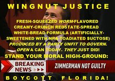 STAND YOUR MORAL HIGH GROUND Boycott Florida