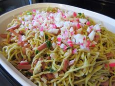 Hawaii Mom Blog: Fried Saimin Recipe