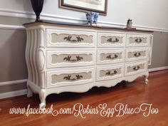Java gel, country grey, old white, chalk paint. Love the stripes