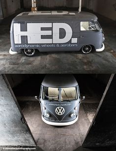 VW Transporter… HED Cycling's Bad Ass Van! Re-blogging this on my Fixed Attitude page too… floatinglegs: www.hedcycling.com