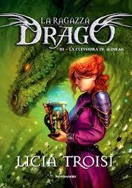 La Ragazza Drago - La Clessidra di Aldibah