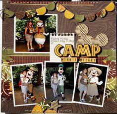 Disney - Camp Minnie Mickey - Two Peas in a Bucket