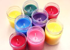 312 oz  Mason Jar Candles Package by iCiCandlesSkinCare on Etsy, $25.00