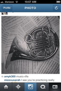 French horn!