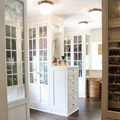 1920u0027s Master Closet Renovation Is On The Blog/maria Beck