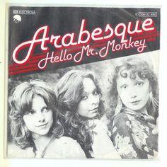 Images for Arabesque - Hello Mr. Monkey