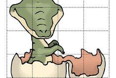 Puzzle do wycinania: Zwierzęta