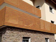 Glas Holz Metall Gel 228 Nder Balkon Sch 246 Ne Aussicht Wald