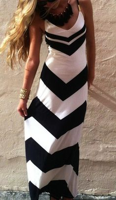 Chevron prints.