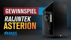 Raijintek Asterion Midi-Tower Gehäuse #Gewinnspiel