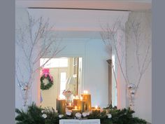 Holiday Decorating: Making Sparkly Branches - Momtastic
