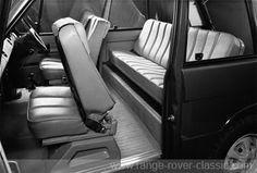 Range Rover 1970's - Range Rover Classic