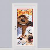 The Secret Life Of Pets Door Poster