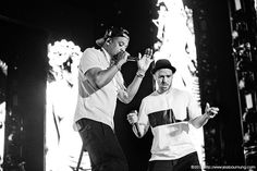 Jay Z & Justin Timberlake kicked off the Legends of the...