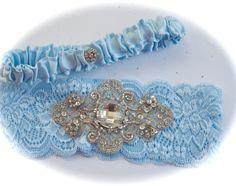 something blue garter belt