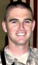 Army 2LT Mark J. Daily, 23, of Irvine, California. Died January 15, 2007, serving during Operation Iraqi Freedom. Assigned to 2nd Squadron, 7th Cavalry Regiment, 4th Brigade Combat Team, 1st Cavalry Division, Fort Bliss, Texas. Died of injuries sustained when an improvised explosive device detonated near his vehicle during combat operations in Mosul, Ninawa Province, Iraq.