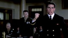 Tom Cruise holds the honouray title of Chief Truth Handler from the Los Angeles School of Truth Handlers after his exemplary handling of the truth (despite being told he couldnt handle the truth) in a Few Good Men Tom Cruise, Cinema Movies, Movie Tv, Top 10 Films, Arts And Entertainment, 25th Anniversary, Love Is Sweet, Great Movies, A Good Man