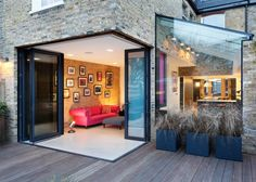Hennessy House, Chiswick, by Paul Archer Design