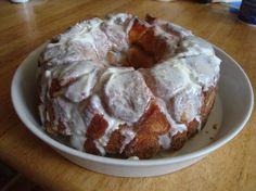 Breakfast Bundt Bread (Aka Monkey Bread Aka Pull-Apart Bread). Photo by Amanda Jane