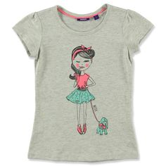 Mexx Kids Girls Cute Tee