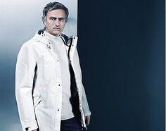José Mourinho modelando Hybrid
