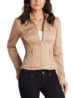 GUESS Pallus Jacket Dulchie $49 SHIPS FREE BEACH HIPPIE (Patent Pending) Ladies Clothing KIOSKS IN NJ AND & NY ♥ ♥ ♥ AUTHENTIC TOP BRANDS♥ ♥ ♥ OUR PRICES ARE THE BEST!...GUARANTEED! ♥ ♥ ♥