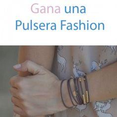 Gana una #Pulsera #Fashion ^_^ http://www.pintalabios.info/es/sorteos-de-moda/view/es/4891 #ESP #Sorteo #Bisuteria