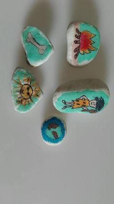 Piedras cuentacuentos de la prehistoria