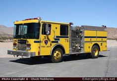 clark county fire dept apparatus | HME Pumper Clark County Fire Department Emergency Apparatus Fire Truck ...