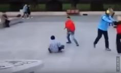 [VÍDEO] Así da el karateca una paliza de muerte a 4 macarras musulmanes por meter mano a su rubia esposa :: Legislación y Documentos :: PD América