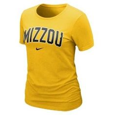 Missouri Tigers Ladies S S Arch Logo Tee by Nike – MO Sports Authentics 6ccec45ec