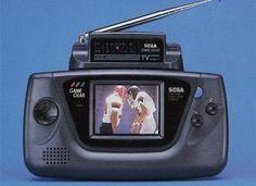TV Converter for Sega Game Gear (1991)