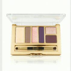 Milani 'Plum Basics' Eyeshadow Palette Amazing!  Everyday Eyes line  BRAND NEW - NEVER OPENED - NEVER SWATCHED  Directions on back!   Trade price $15 Milani Makeup Eyeshadow