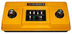 Nintendo Color TV-Game 6 System