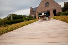 Projet terrasse - Ipé à Deerlijk - Réalisations - Woodstoxx