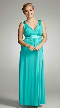 Plus Size Bridesmaid Dresses For the Fuller Figure   Modern ...