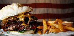 Lucky 13 --#1 burger so far  135 W 1300 S SLC  House smoked bacon  thick pattie